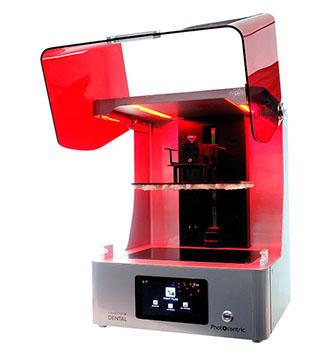 LC-Dental stampante photocentric