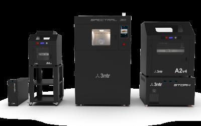 3ntr Stampanti 3D prodotte in Italia per polimeri ad alte prestazioni