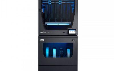 BCN3D: Epsilon W50 per la stampa 3D professionale multimateriale