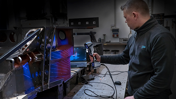 scanner 3d shining freeScan-UE