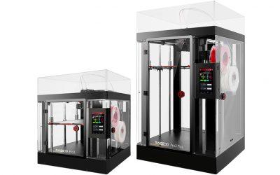 Serie Pro3 di Raise3D: le stampanti 3D per la produzione di piccoli lotti